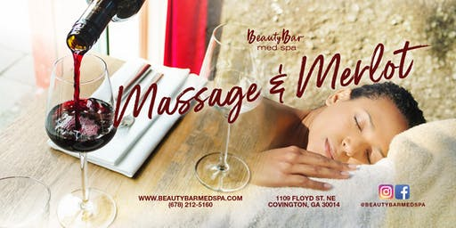 Merlot and Massage