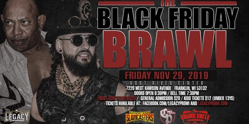 LPW Presents: The Black Friday Brawl