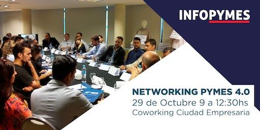 Desayuno de Trabajo / Networking:  PYMES  + EMPRENDEDORES 4.0