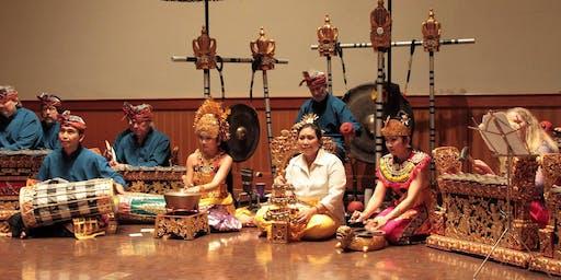 Gamelan Musical Performance