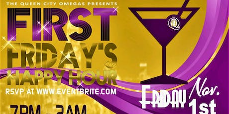 Queen City Omegas First Friday tickets