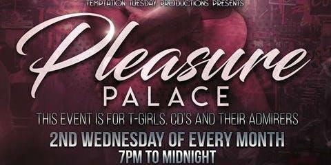 The Pleasure Palace Party - November 13, 2019 (Wednesday Night)