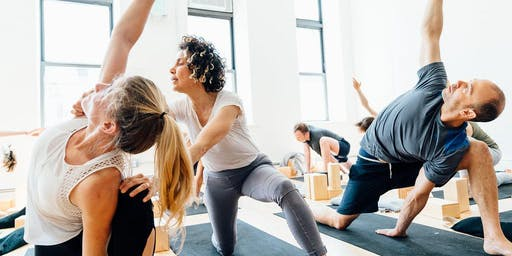 30-Hour Katonah Yoga Intensive Training with Abbie Galvin