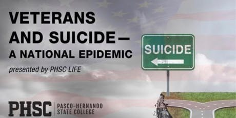 """LIFE, Spirit and Wellness  - """"Suicide and Veterans: A National Epidemic."""" tickets"""