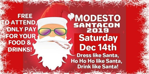MODESTO SANTACON Pub Crawl