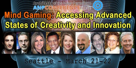 Architects of the New Paradigm Conference: Seattle, WA - March 21-22, 2020 tickets