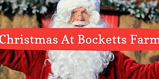 Bocketts Farm and SANTA