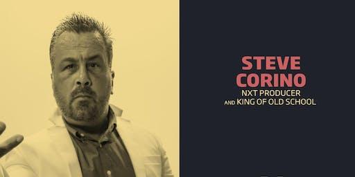 Steve Corino Meet & Greet Combo/WrestleCade FanFest 2019