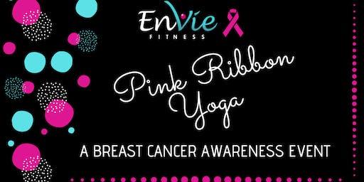 Pink Ribbon Yoga