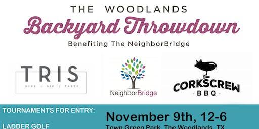 The Woodlands Backyard Throwdown