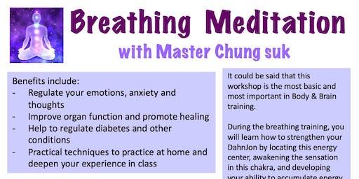 Breathing Meditation Workshop