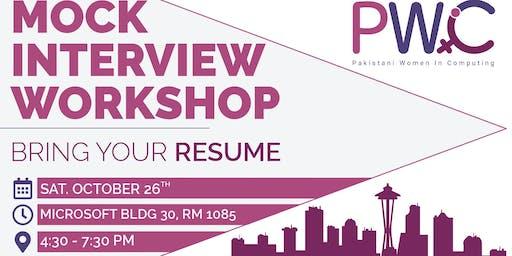 PWiC Seattle: Mock Interview Workshop