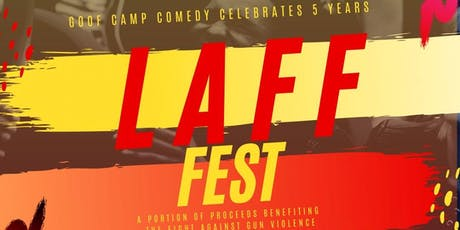 Laff Fest Day 4 tickets