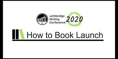 How to Book Launch (WordBridge) tickets