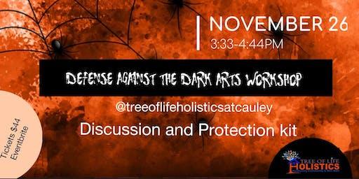 Defense Against the Dark Arts Worshop