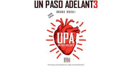 UN PASO  ADELANT3 (EDICIÓN ESPECIAL) entradas