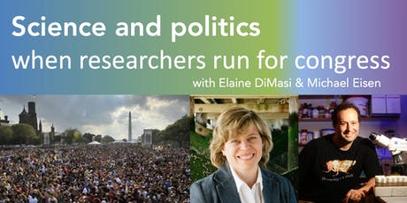 Science and Politics: When Researchers Run for Congress tickets