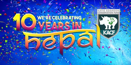 10 Years in Nepal tickets