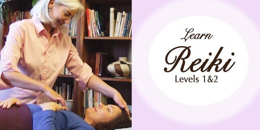 Reiki Level 1 & 2  Plus Coaching - Boulder County