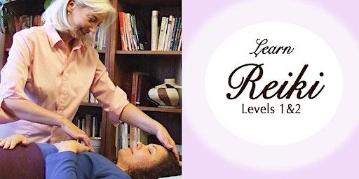Reiki Level 1 & 2  Plus Coaching - Boulder County
