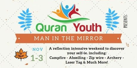 Quran Youth Autumn Camp 2019 tickets