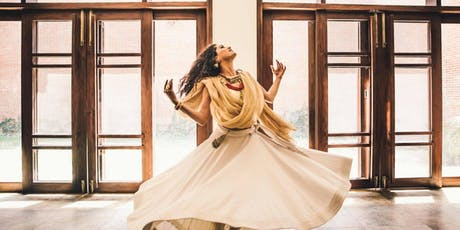 Sufi Dervish Whirling - 2 Day Workshop tickets