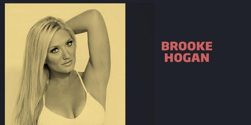 Brooke Hogan Meet & Greet Combo/WrestleCade FanFest 2019