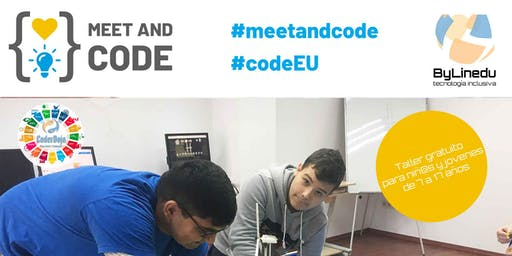 ODSbylinedu: #CodeEU #MeetandCode