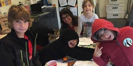 November Kids' Comic Studio (3rd Saturday)