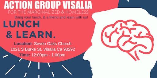 Action Group Visalia - Lunch & Learn