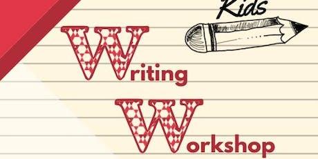 Kids Writing Workshop billets