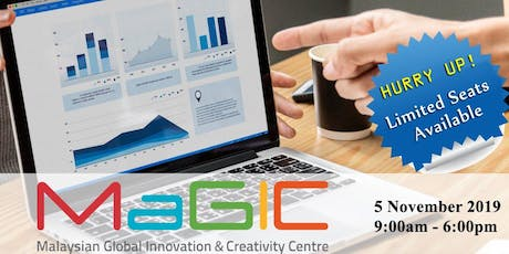 Data Science for Startup - Malaysia tickets