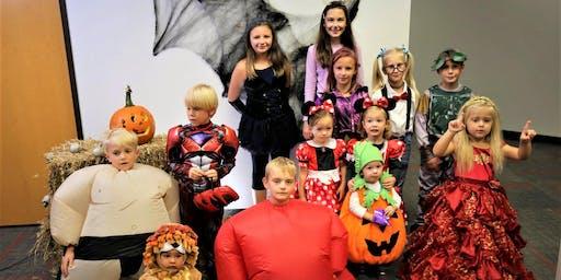 Spooktacular Halloween Party!