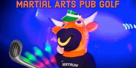 Martial Arts Bar Crawl: Pub Golf Theme tickets