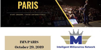 IMN Paris Formal Event : October Networking