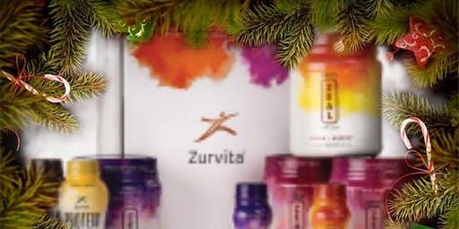 Zurvita Christmas Party