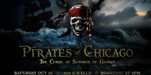 Pirates of Chicago Halloween Boat Party