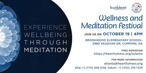 Wellness and Meditation Festival