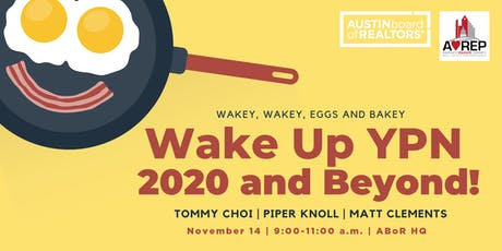 Wake Up YPN: 2020 and Beyond tickets