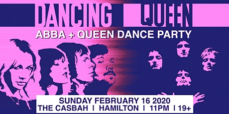 Dancing Queen ABBA + Queen tickets