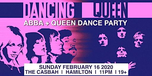 Dancing Queen ABBA + Queen