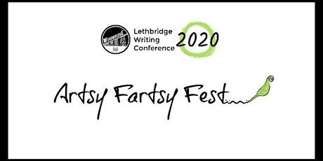 Artsy Fartsy Fest (WordBridge) tickets