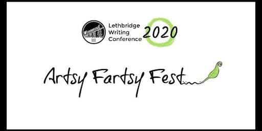Artsy Fartsy Fest (WordBridge)