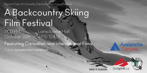 Backcountry Ski Film-Fest Stoke Night