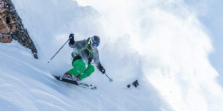 Happy Hour with Professional Powder Skier Marcus Caston tickets
