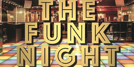 """FunkFit presents """"The Funk Night"""" tickets"""