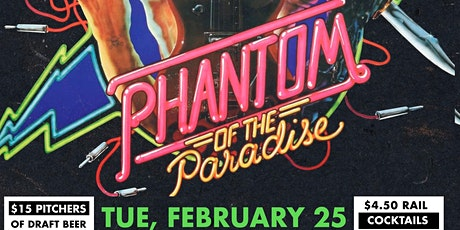 Phantom of the Paradise Sing-A-Long tickets