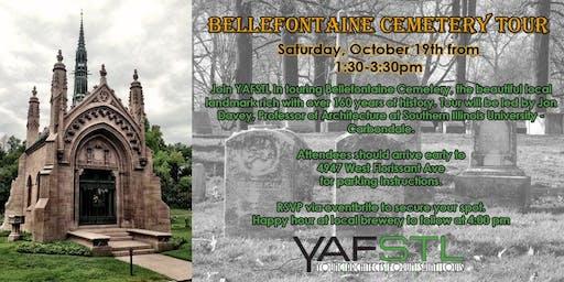 YAFSTL Tour - Bellefontaine Cemetery