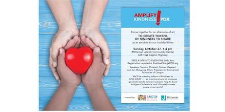 Amplify Kindness! PDX tickets