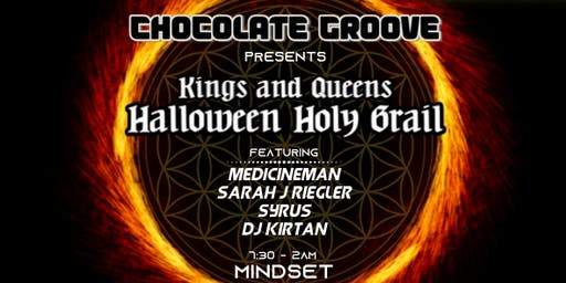 Chocolate Groove ~ Kings & Queens Halloween Holy Grail